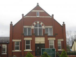 Tarleton Hesketh Lane Primitive Methodist Chapel Lancashire