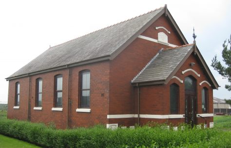 Hesketh Moss Primitive Methodist Chapel Lancashire