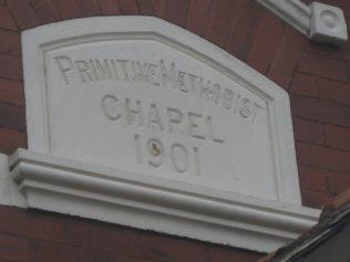 Hesketh Moss Primitive Methodist Chapel Lancashire