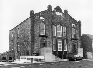 Hetton le Hole PM Chapel | Newcastle upon Tyne District Archives