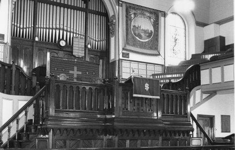 Hetton le Hole PM Chapel, Co. Durham
