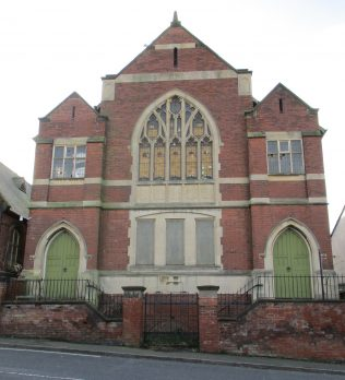 High Cross Banks chapel | Christopher Hill Jan 2017