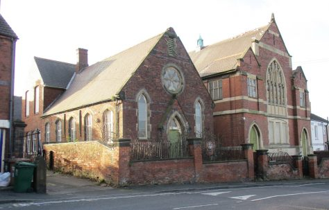 Castle Gresley: High Cross Bank Primitive Methodist chapel