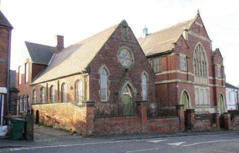 Castle Gresley: High Cross Bank Primitive Methodist chapel