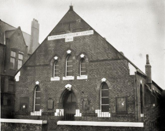 High Lane Row PM Chapel, Hebburn, Co. Durham | Bede Circuit Archive Collections