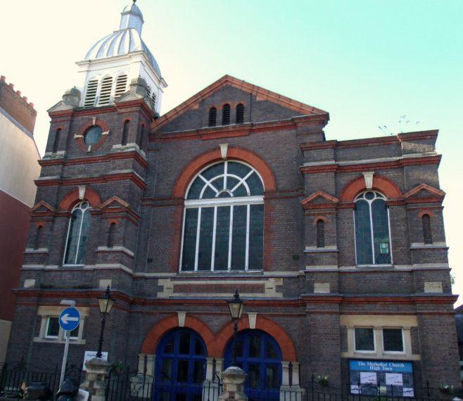 High Town 1897 chapel
