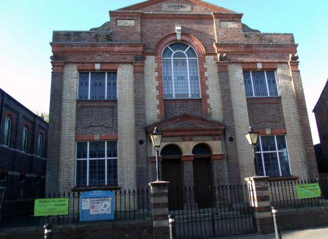 High Town 1852 Chapel