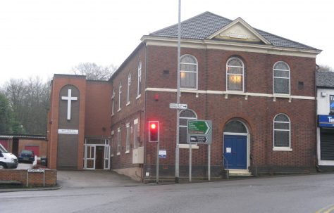 Newcastle under Lyme Higherland Primitive Methodist Chapel Staffordshire