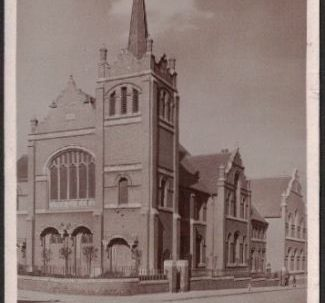 Doncaster; Highfield Road Primitive Methodist Chapel.