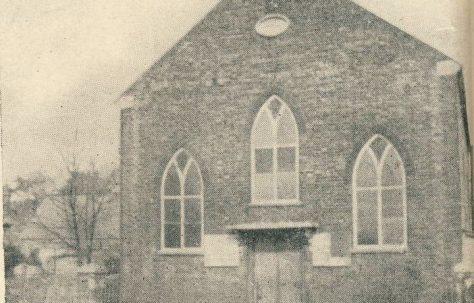 Highworth Primitive Methodist chapel