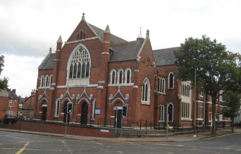 Leicester Hinckley Road Primitive Methodist Church