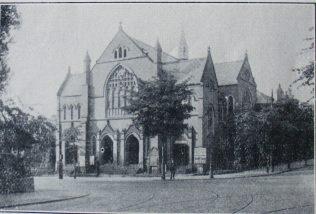 Leicester Hinckley Road Primitive Methodist chapel | Handbook of the Primitive Methodist Conference 1927; Englesea Brook Museum