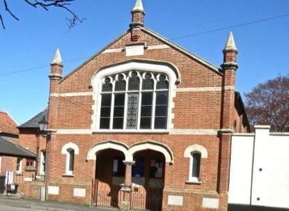 Hingham PM Chapel, Norfolk