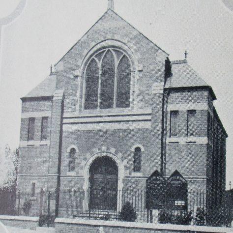 Hinckley Primitive Methodist chapel | Handbook of the Primitive Methodist Conference 1927; Englesea Brook Museum