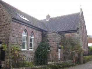 Hognaston Primitive Methodist chapel | Elaine and Richard Pearce October 2013