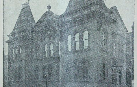 Leeds Holdforth Street Primitive Methodist chapel