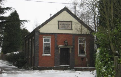 Hookgate Primitive Methodist Chapel, Staffordshire