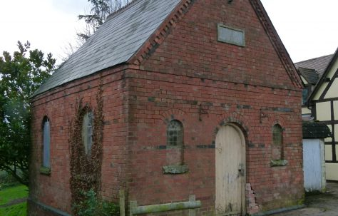 Hope's Rough Primitive Methodist Chapel