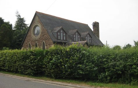 Hopton near Hodnet; Mount Zion Primitive Methodist Chapel