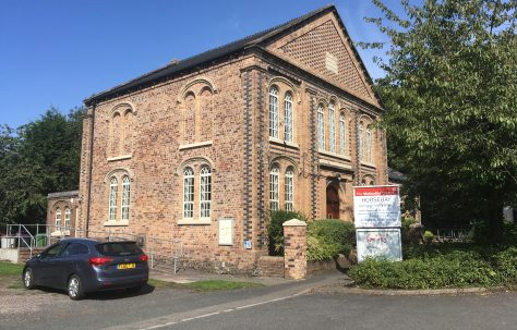 Horsehay PM Chapel, Shropshire