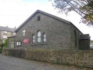 Horwich Moor Primitive Methodist Chapel Bottom-o'-th'-Moor Lancashire