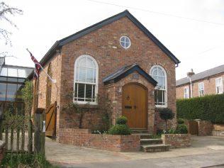 Hotham Primitive Methodist Chapel East Yorkshire