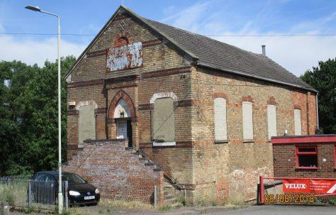 Hugglescote Primitive Methodist Chapel