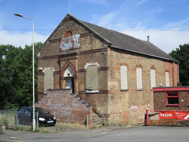 former Hugglescote Primitive Methodist chapel | Christopher Hill 2018