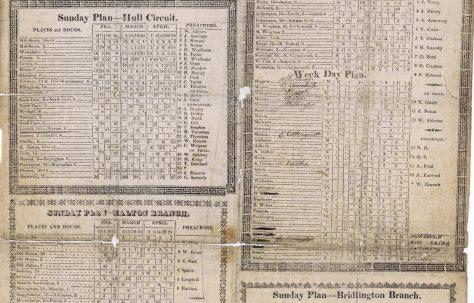 Hull Circuit 1821 Q1