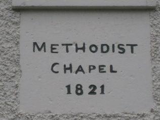 Hulland (Bourne) Primitive Methodist Chapel, Hulland Moss Derbyshire
