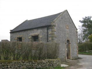 Hulme End (Holme End) Primitive Methodist Chapel Staffordshire