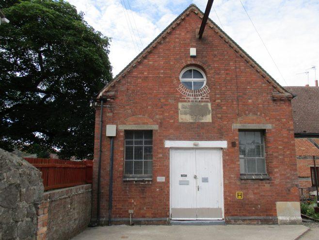 First Huncote Primitive Mthodist chapel | Christopher Hill 2016