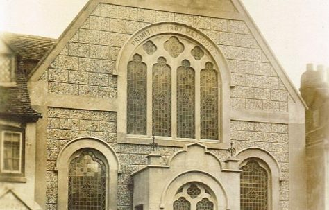 Hungerford Primitive Methodist Church, Berkshire