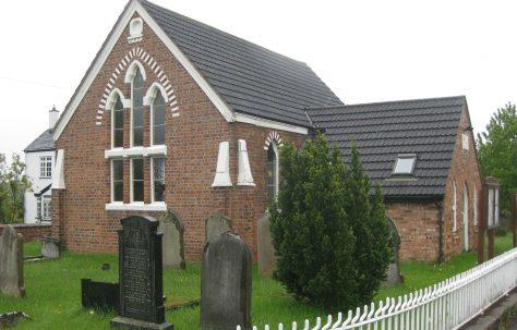 Huxley Jubilee Primitive Methodist Chapel Cheshire