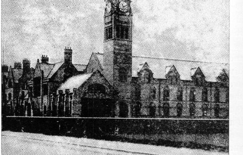 Theological Education in the Primitive Methodist Connexion