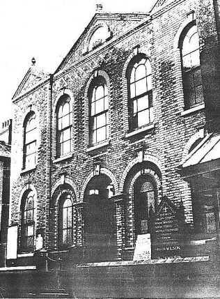 Heath Street PM Chapel, Crewe