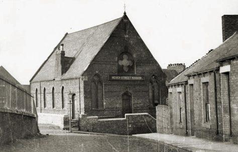 South Shields Heugh Street Primitive Methodist Chapel