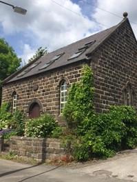 P.M. Chapel, approach from Chapel Lane, | Rev. David Leese
