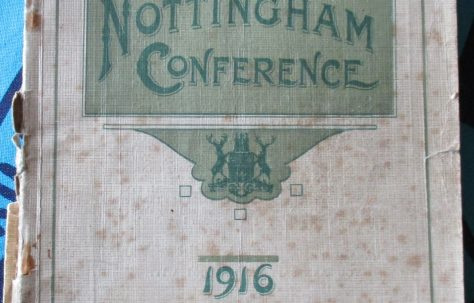 Nottingham Primitive Methodism 1816 - 1916
