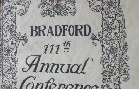 Bradford: the growth of Primitive Methodism