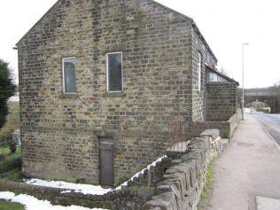 Thurgoland Primitive Methodist Schoolroom | John Travis