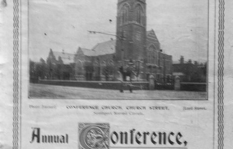 Southport and Primitive Methodism 1909