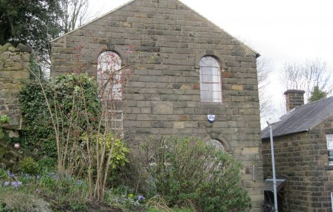 Crich Primitive Methodist Chapel, near Matlock