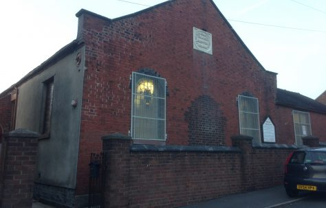 Packmoor Primitive Methodist Chapel