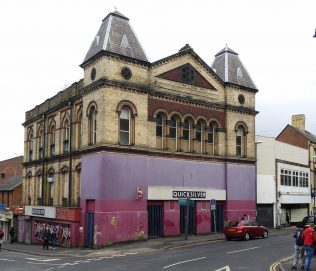 The former Central Primitive Methodist chapel in Derby | Christopher Hill 2016