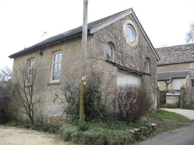 Lidstone Primitive Methodist Chapel