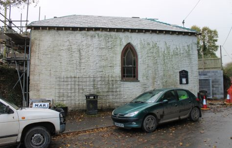 Gorran Haven Primitive Methodist Chapel
