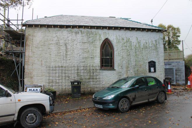 Gorran Haven Primitive Methodist Chapel | Valerie Branson, Nov 2013