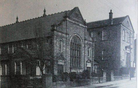 Idle Ebenezer Primitive Methodist chapel