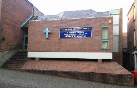 Ilkeston Primitive Methodist chapel
